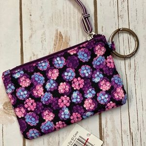 Lighten Up Zip ID Case in Berry Burst